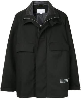 Oamc ISM oversized jacket