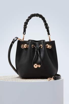 Sophia Webster Mini Romy leather shoulder bag