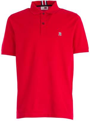 Tommy Hilfiger Chest Logo Polo Shirt