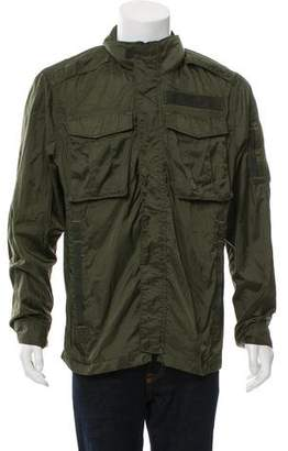 G Star Lightweight Zip-Front Jacket w/ Tags