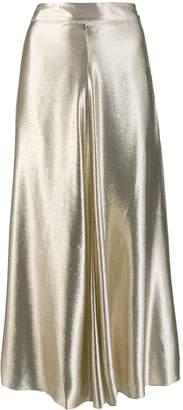 Indress metallic skirt