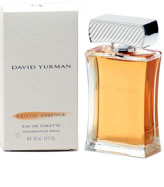 David Yurman Women's Exotic Essence 3.4Ox Eau De Toilette