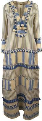 Dodo Bar Or Long Length Tassel Dress