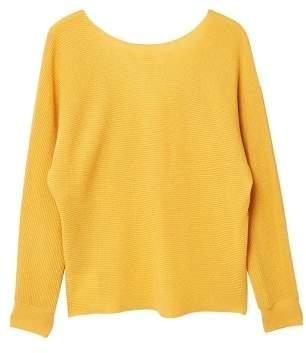 MANGO Knot detail sweater