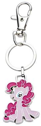 My Little Pony Hasbro Jewelry Girls Base Metal Pinkie Pie with Stainless Steel Key Chain