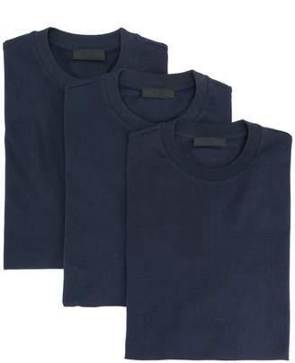 Prada pack of three long sleeve tops