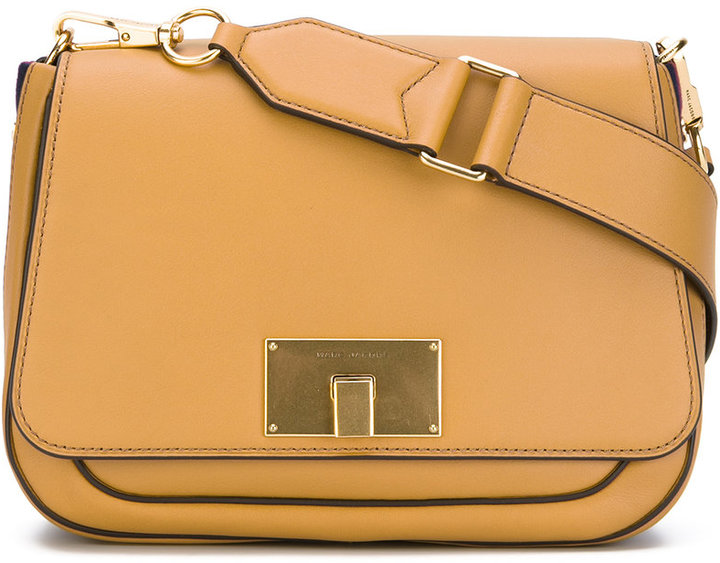 Marc Jacobs Marc Jacobs clasp shoulder bag