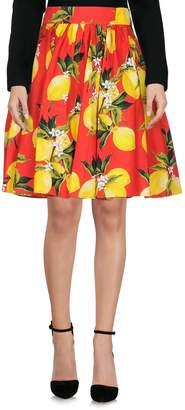 Dolce & Gabbana Knee length skirts - Item 35373997