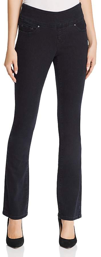 JAG Jeans Paley Bootcut Jeans in Black