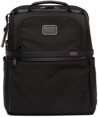 Tumi Black Alpha 3 Slim Solutions Brief Pack® Backpack