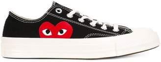 Comme des Garcons Comme Des Garçon Play x Converse 'Chuck Taylor' sneakers