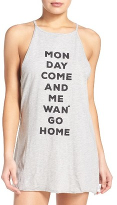 Women's The Laundry Room Go Home Sleep Shirt $78 thestylecure.com