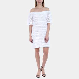 A.L.C. Ario Off-the-Shoulder Shift Dress