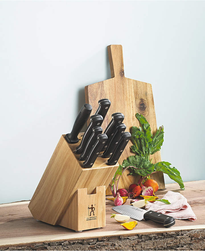 Zwilling J.A. Henckels J.a. East Meets West Fine Edge Pro 10 Piece Cutlery Set, Created for Macy's