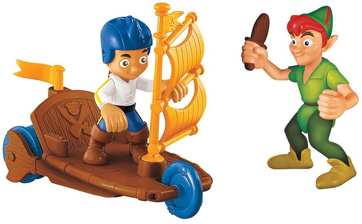 Fisher-price Disney Jake and the Never Land Pirates Sailing Adventure Playset by Fisher-Price