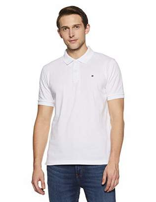 Something for Everyone Men's Basic Cotton Pique Polo T Shirt