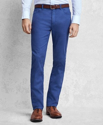 Brooks Brothers Golden Fleece Five-Pocket Trousers