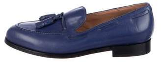 Paul Smith Leather Tassel Loafers