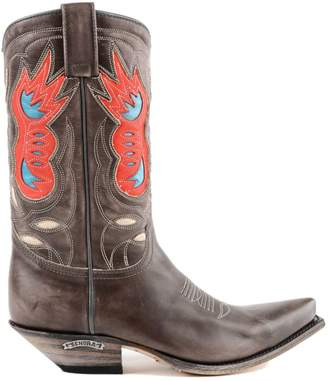 Sendra Texan Ankle Boots