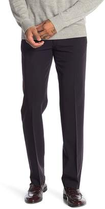 "Nautica Solid Woven Stretch Fit Pants - 30-32"" Inseam"