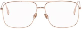 Christian Dior Rose Gold DiorStellaire03 Glasses