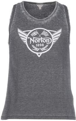 Norton Co. Tank tops