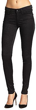 Vince Jacquard Skinny Jeans