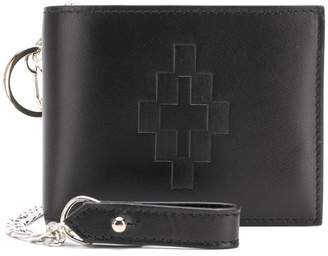 Marcelo Burlon County of Milan Cross wallet