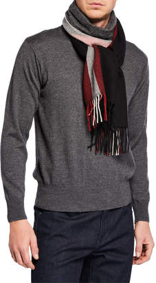 Bally Men's Trainspotting Wool Scarf