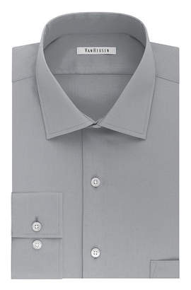 Van Heusen Flex Collar Dress Long Sleeve Shirt - Big & Tall