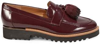 Franco Sarto Tassel Slip-On Shoes