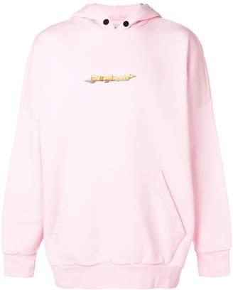 Palm Angels arrow logo hoodie