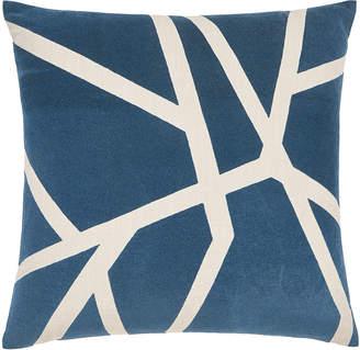 Harlequin Sumi Indigo Bed Cushion