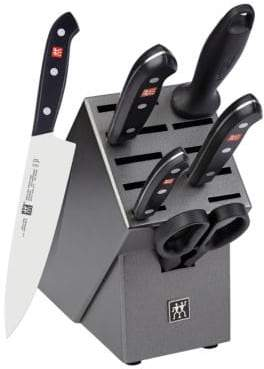 Zwilling J.A. Henckels 7 Piece Tradition Knife Block Set