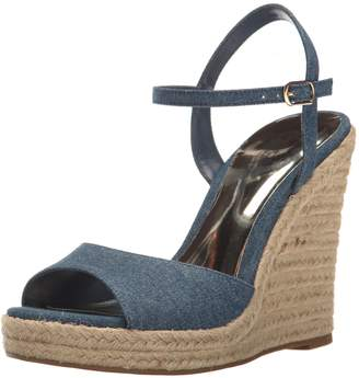 Carlos by Carlos Santana Women's Lillith Wedge Sandal