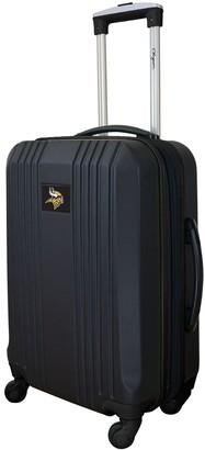 Minnesota Vikings 21-Inch Wheeled Carry-On Luggage
