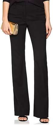 Altuzarra Women's Serge Virgin Wool Flat-Front Pants - Black