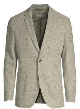 Bugatti Wool-Blend Sports Jacket