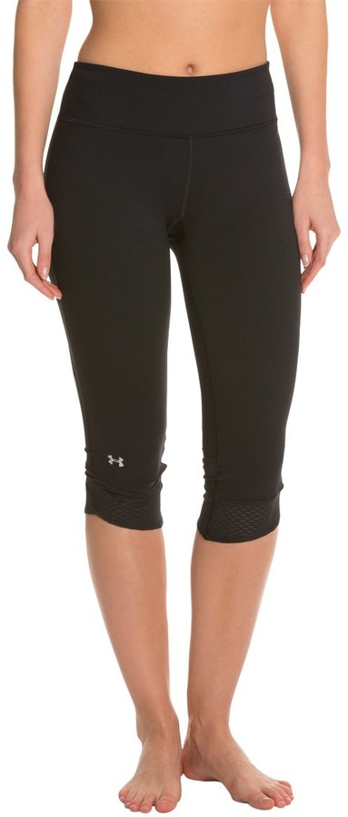 Under Armour Women's FlyBy Compression Capri - 8122775
