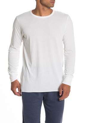 Save Khaki Supima Jersey Beach Long Sleeve T-Shirt