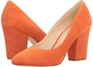 Nine West Scheila Block Heel Pump High Heels
