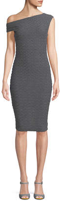 Tracy Reese Ruched Midi Dress