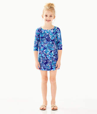 Lilly Pulitzer UPF 50+ Girls Mini Sophie Dress