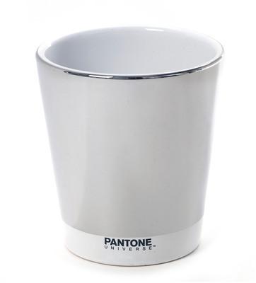 Pantone UNIVERSE Orchid Pot Small Silver