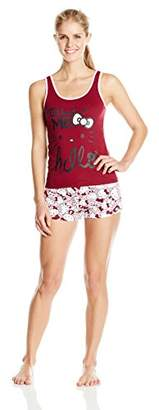 Hello Kitty Women's You Had Me Short Set $23.40 thestylecure.com
