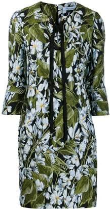 Blumarine floral-print dress