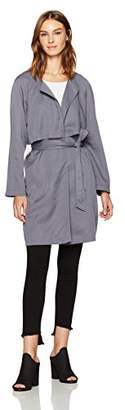 Nic+Zoe Women's Twilight Trench Jacket