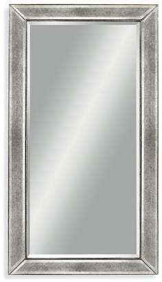 Pottery Barn Beveled Glass Beaded Rectangular Mirror - Medium