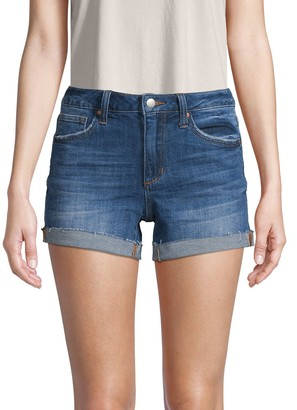 Joe's Jeans Five-Pocket Denim Shorts