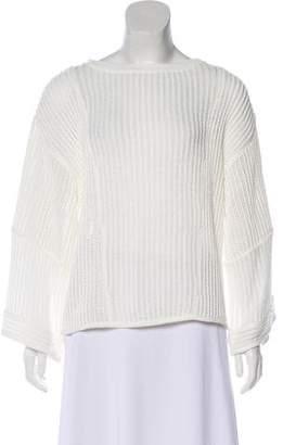 Tabula Rasa Crew Neck Loose Knit Sweater w/ Tags